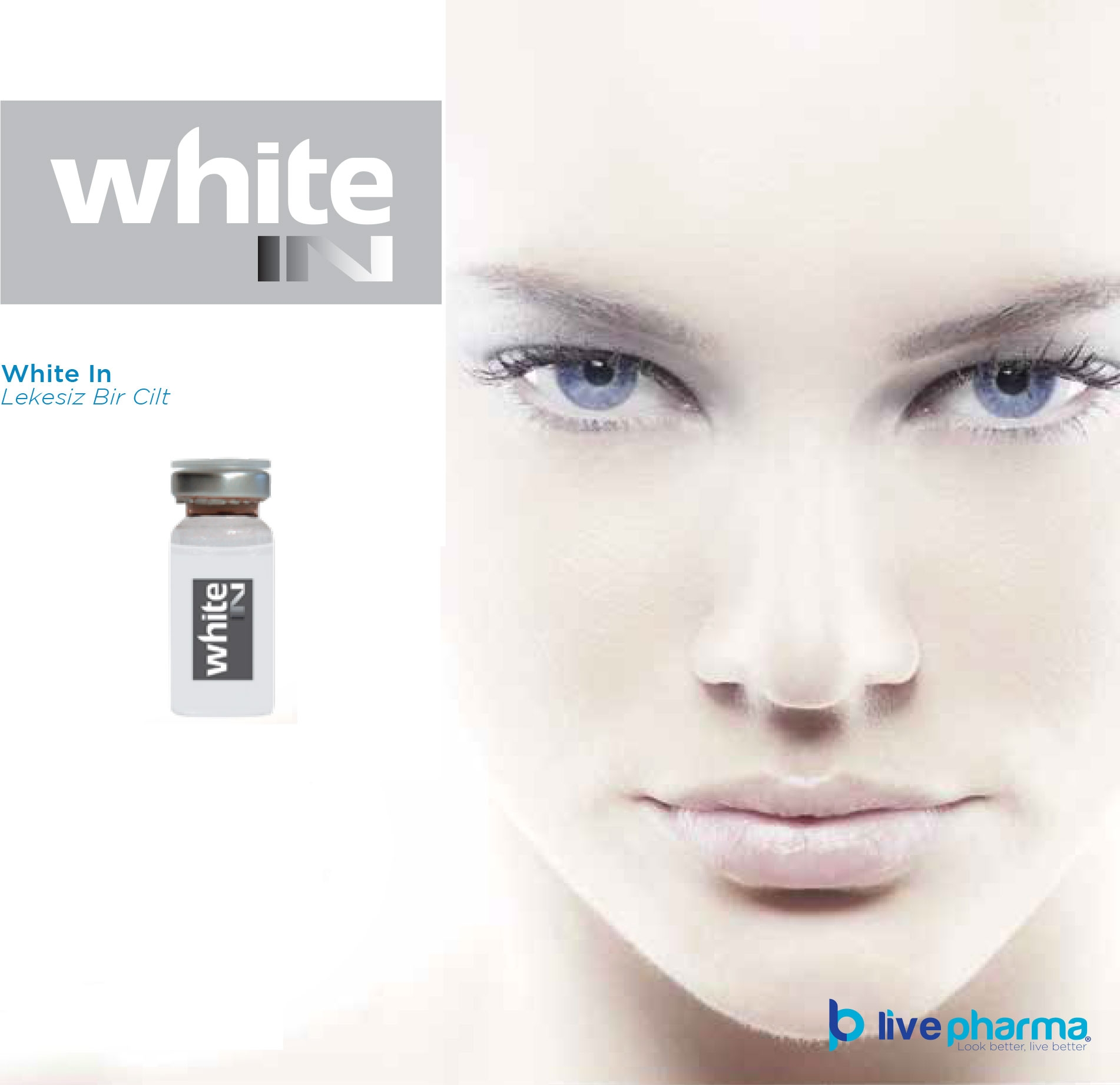 White IN - Platinum Collection