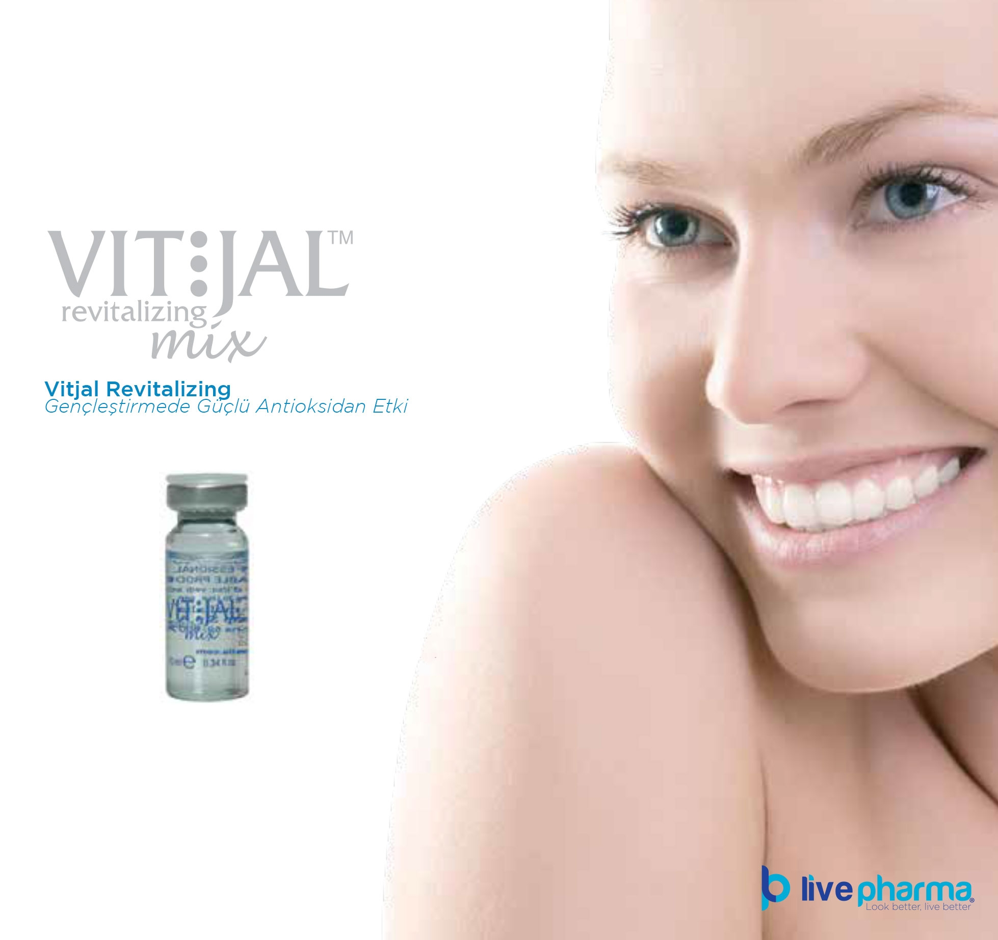 Vitjal Revitalizing - Platinum Collection