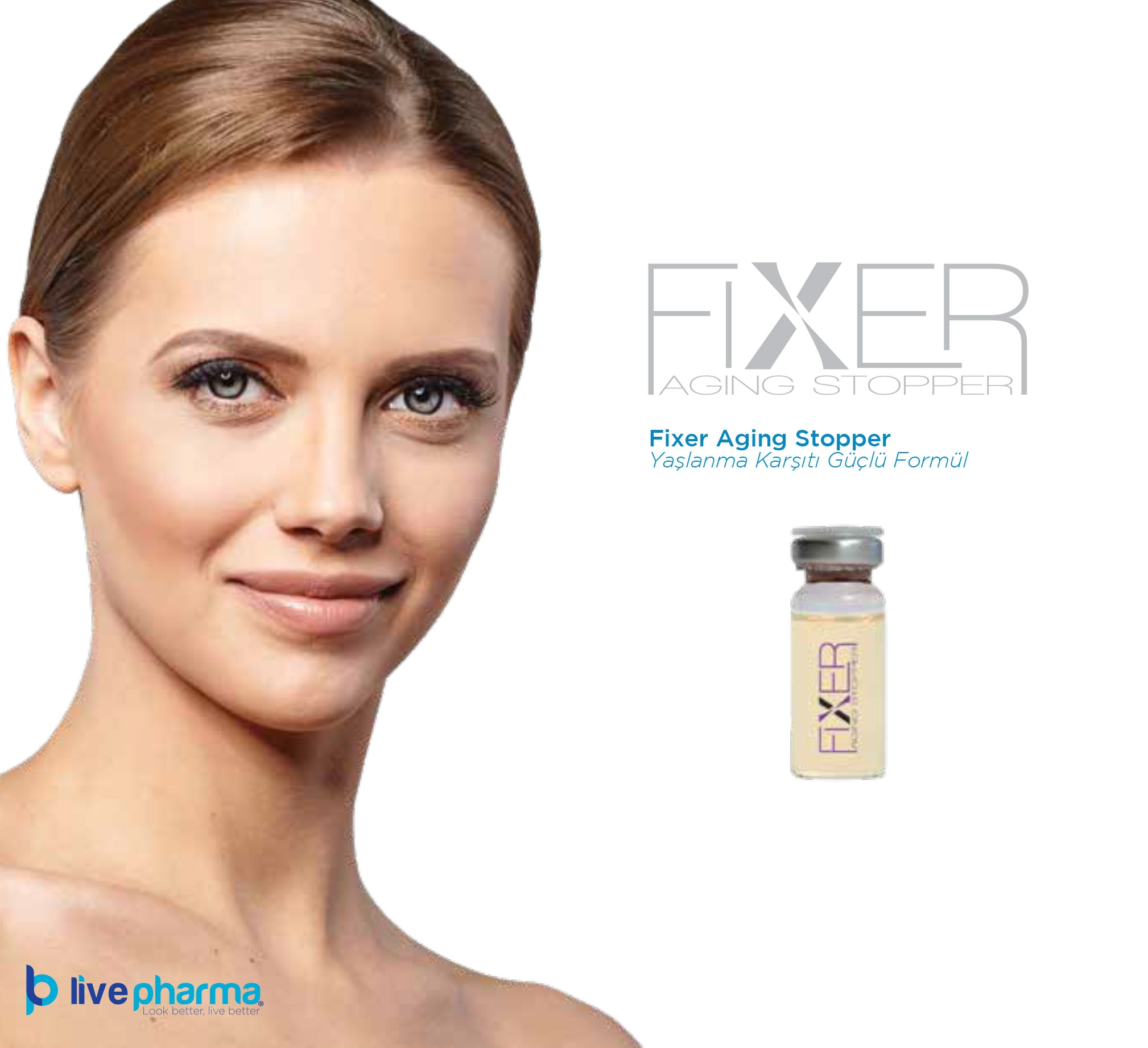 Fixer Aging Stopper - Platinum Collection