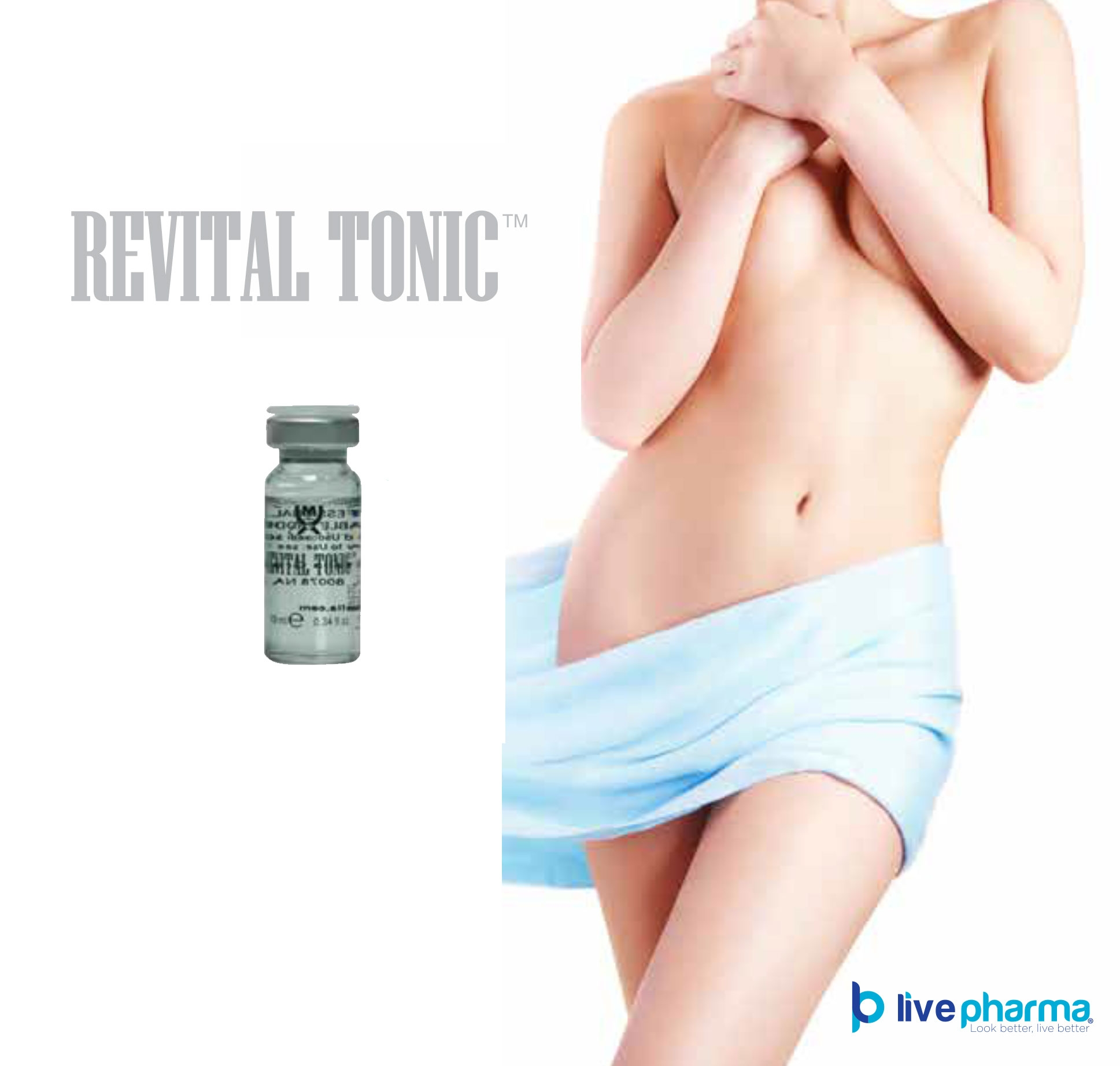 REVITAL TONIC - Platinum Collection