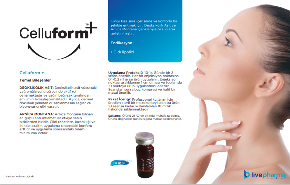 Celluform Plus - Platinum Collection
